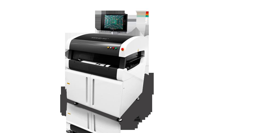 Mek (Marantz Electronics) inline AOI machines