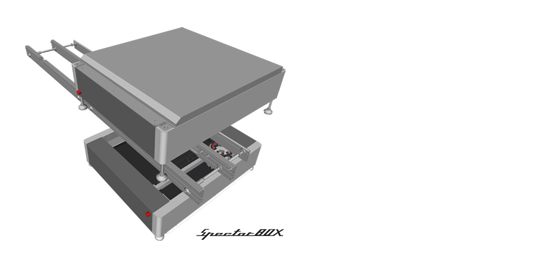 Mek (Marantz Electronics) SpectorBOX bottom-up AOI
