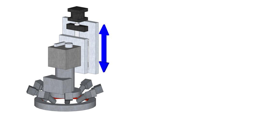 Mek (Marantz Electronics) Z-axis