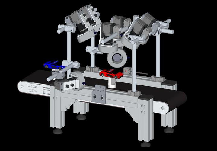 Mek SpiderEye - static AOI system