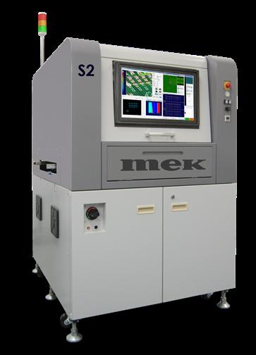 Mek (Marantz Electronics) 3D AOI and SPI Equipment
